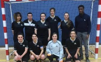 L'équipe du Viking Club Paris en début de saison !