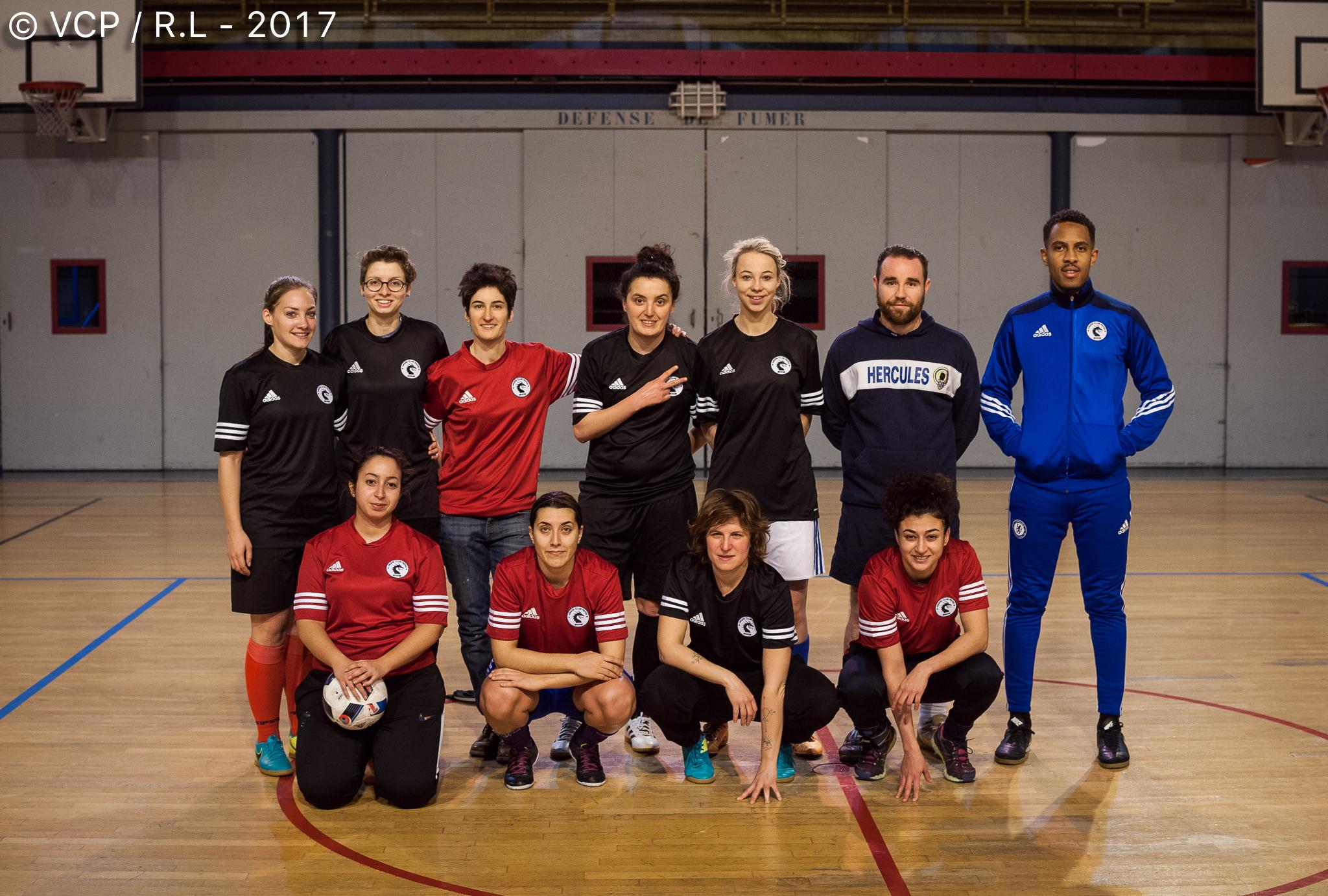 FUTSAL FÉMININ : CHAMPIONNES d'excellence !